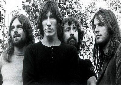 Pink Floyd 2 Musique De Rock Légendes Groupe Vedette Neuf Affiche A3 A4
