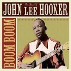 Boom Boom: The Best of John Lee Hooker [Music Club Deluxe] by John Lee Hooker (CD, Jul-2010, 2 Discs, Music Club Deluxe)