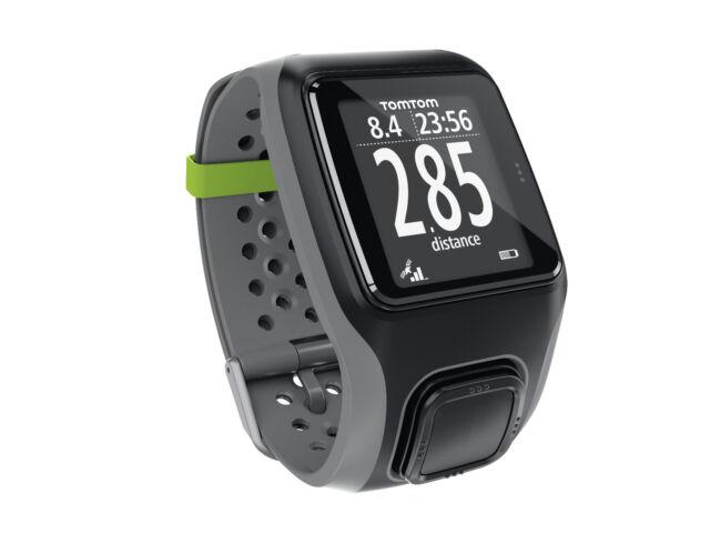 Entfernungsmesser Gps Laufen : Tomtom multisport gps uhr laufen fahrrad schwimmen sportwatch ebay