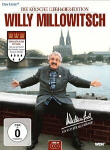 WILLY MILLOWITSCH-KOLN-BOX (KÖLSCHE EDITION) WILLY, PETER, MARIELE 3 DVD NEUF - Weinstadt, Deutschland - WILLY MILLOWITSCH-KOLN-BOX (KÖLSCHE EDITION) WILLY, PETER, MARIELE 3 DVD NEUF - Weinstadt, Deutschland