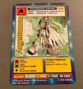 Image result for digimon angewomon card