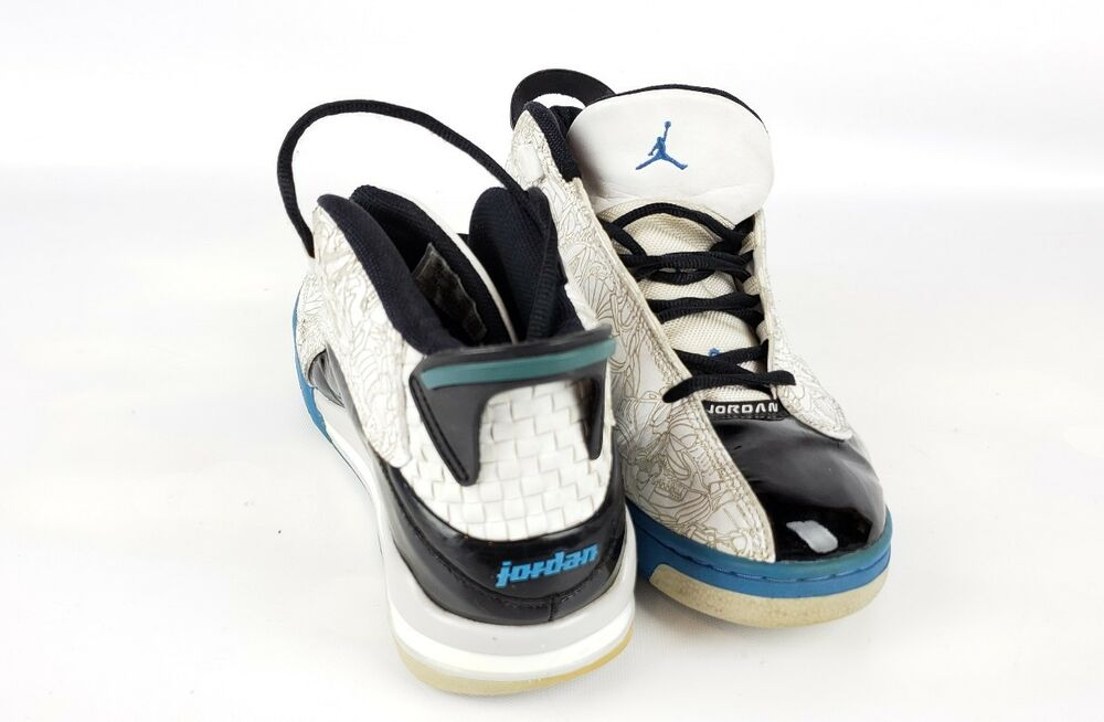Men's Nike Air Jordan 20 Year Anniversary Taille 10  multi color
