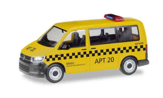 Herpa 095112 VW T6 Bus