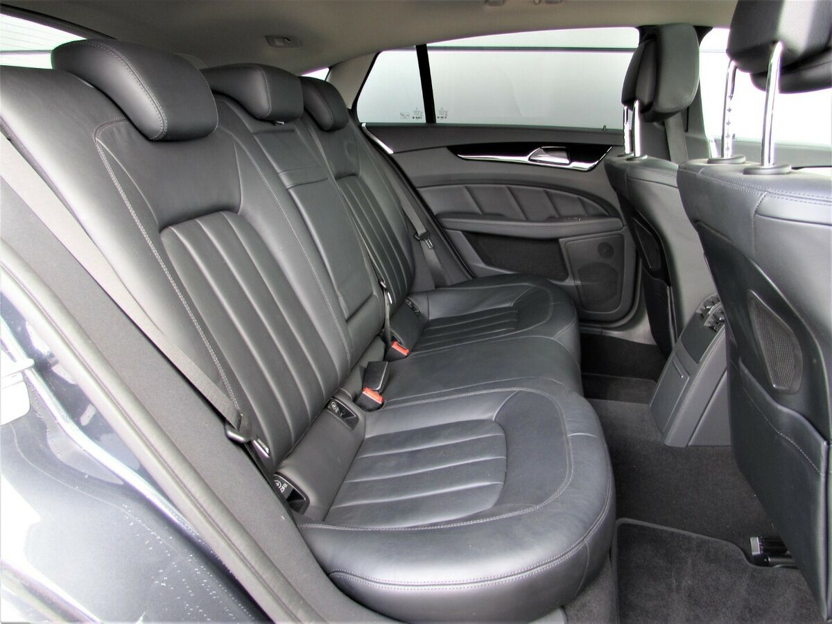 Mercedes CLS350 CDi SB aut. 4-M BE