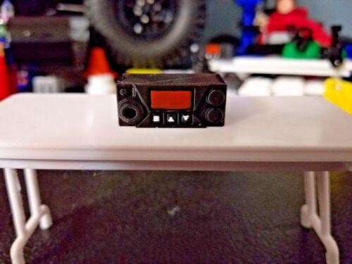 RC 1//10 Scale CB Radio 2-Way Transceiver Rock Crawler Truck Garage Accessory