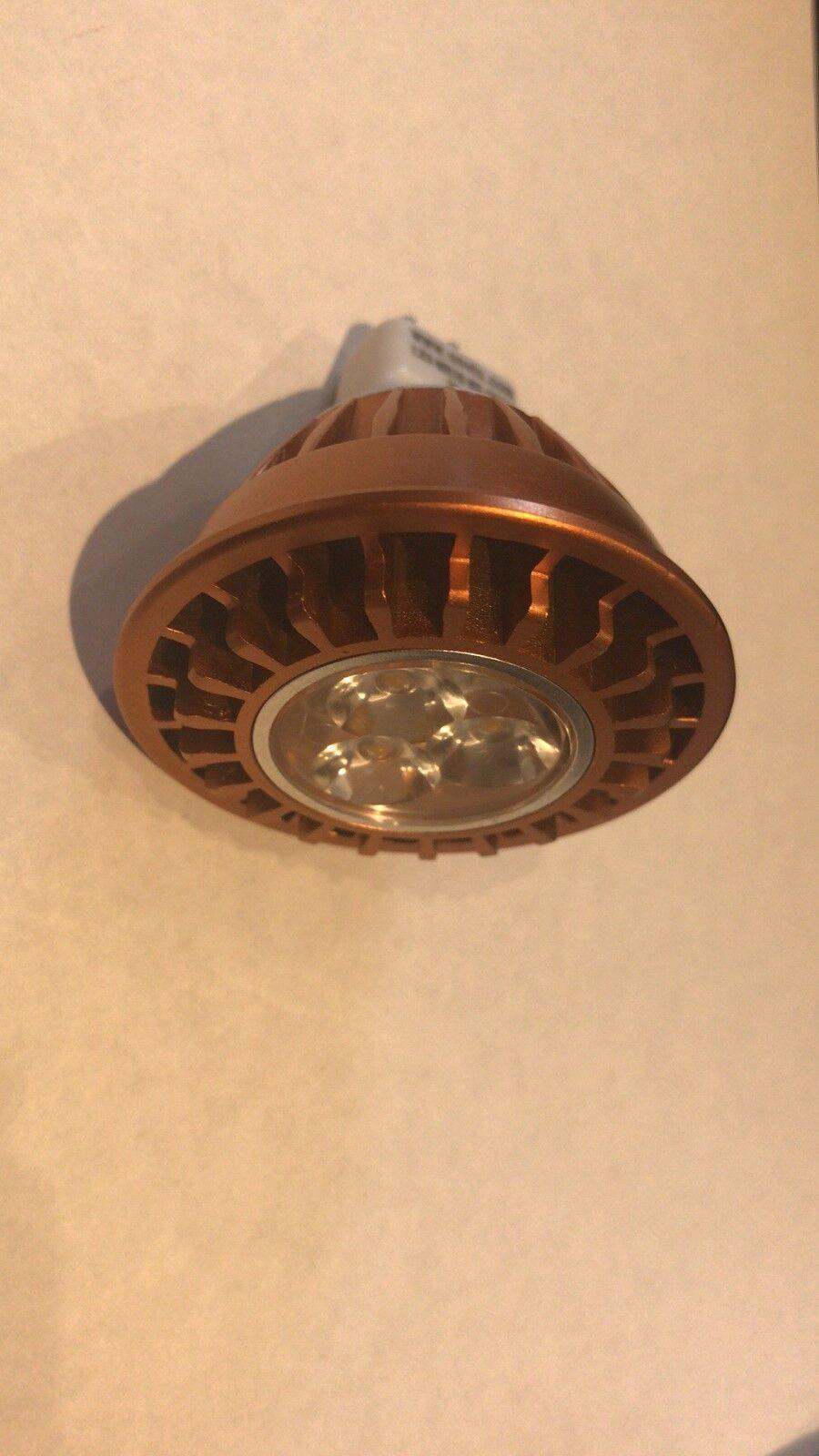 10 pcs MR16 8-24V 4W 4.74VA 2700K Dimmable LED Spotlight Bulbs