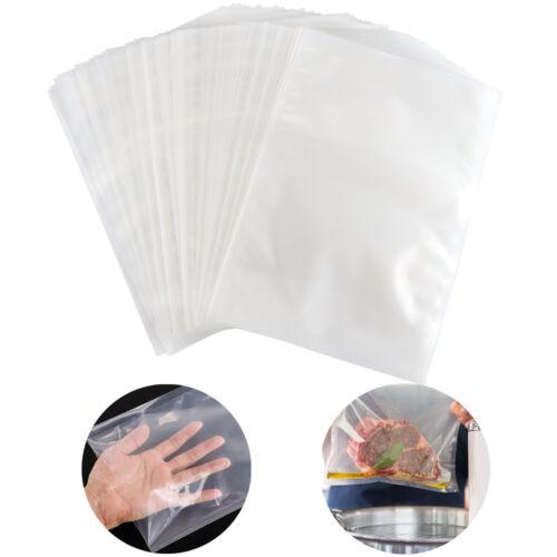 100PCS Sous Vide Vacuum Sealer Food Bags Reusable 40 To 100 Degrees C