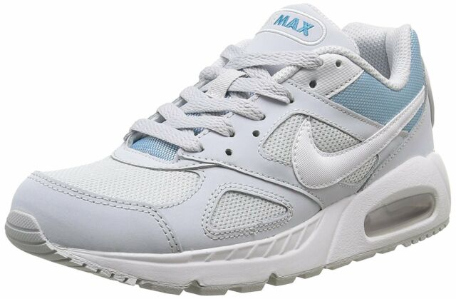 Details about Nike Air Max Ivo Womens Running Training Shoe PlatinumWhite 580519 014 Sz 8.5