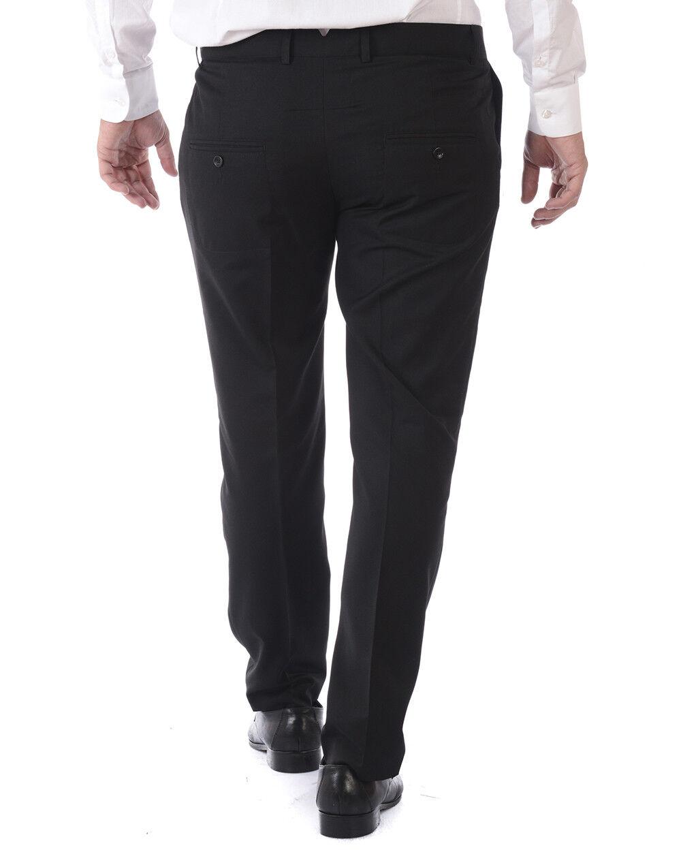 Pantaloni P3402S1813L3706 Daniele Alessandrini Jeans Trouser Uomo Nero P3402S1813L3706 Pantaloni 1 370ad3