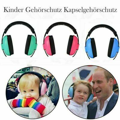 Baby Gehörschutz 0-5 Jahre Kind Ohrenschützer Gehörschutz Lärmschutz Verstellbar