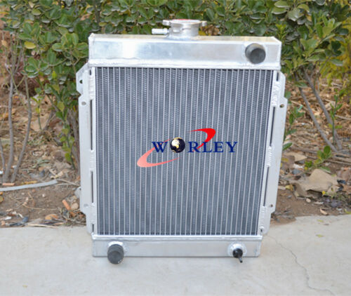 Aluminum radiator for DATSUN 1200 B110 A12// A12T 1.2L 1970-1976