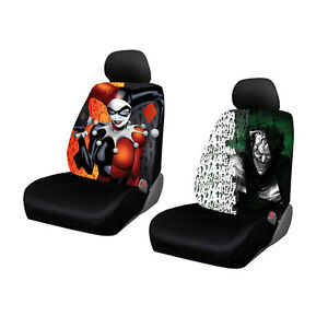 Harley Quinn And Joker Car Seat Covers
