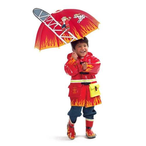 POMPIER Bottes Enfants Pompier Imperméables Bottes de pluie