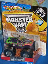 HOT WHEELS MONSTER JAM Lil MISS DANGEROUS IS HIGH MAINTENANCE #77/80 TATTOO VHTF