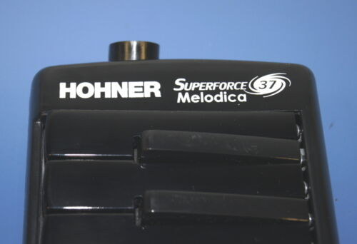 37 notes Mélodica HOHNER Superforce 37 à touches piano Instrument neuf en étui