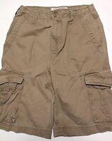 URBAN PIPELINE Men's Khaki Cargo Shorts Size 30 (TAG size 29) EUC