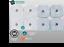 Electrodes-generiques-snap-pour-Compex-EMS-TENS-carrees-et-rectangles miniature 1