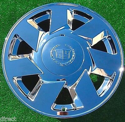 2000 2001 2002 NEW CHROME Cadillac Deville DTS OEM GM ...
