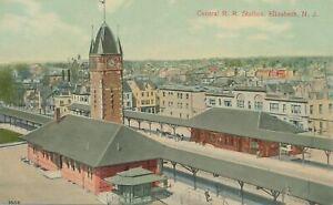 ELIZABETH-NJ-Central-Railroad-Station
