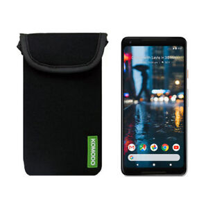 cheaper e51d6 14af5 Details about Komodo Google Pixel 2 XL Neoprene Mobile Phone Pouch Pocket  Cover Case Skin //
