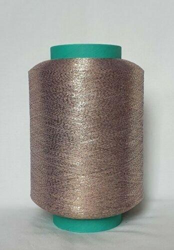 Lurex • LILAC GOLD • NM63 • Beilaufgarn Metallgarn Glanzgarn Effekt Kone