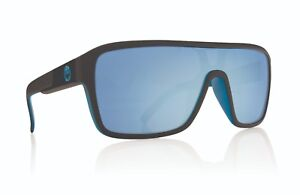 New-Dragon-Remix-Sunglasses-Matte-Deep-Navy-Blue-Sky-Ion-Lens-22505-414-RRP-190