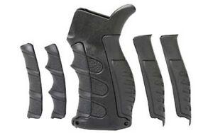 CAA-UPG16-Grip-Black-6-Piece-Interchangeable-Grip-223-Rem-Rifles-UPG16