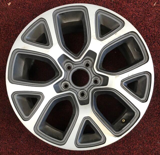 "OEM Fiat 500X 17/"" Wheel Rim Factory Stock 97555 67676 6AN66U3JAA"