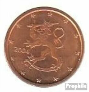 Finlande FIN 1 2004 brillant universel (BU) 2004 monnaie en cours legal 1 cent
