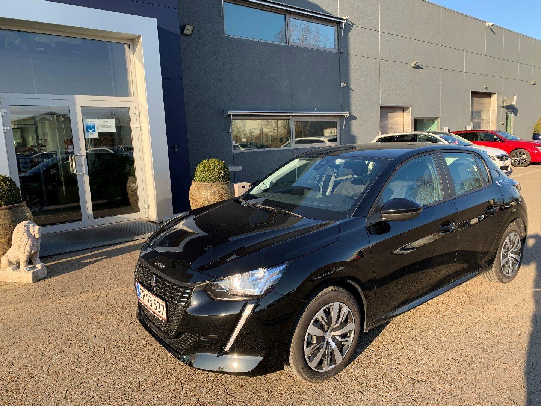 Peugeot 208 1,2 PT 75 Active+ 5d - 154.990 kr.