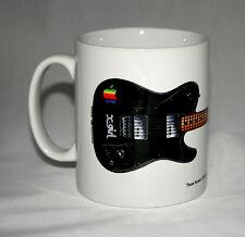Guitar Mug. Thom Yorke's Fender Telecaster Deluxe illustration.