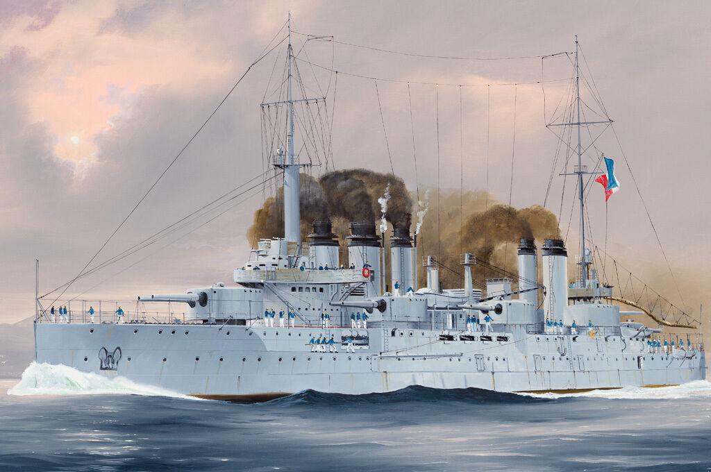 Hobby Boss French Navy pre-dreadnought acorazado Danton Kit 86503 Modelo 1/350
