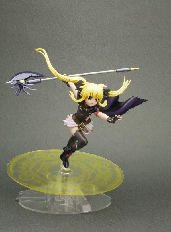 Magical Girl Lyrical Nanoha Movie 1st Fate Testarossa Devotion Figure