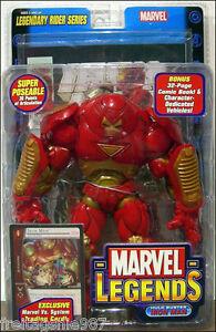 Hulk Buster Marvel Legends S11 Légendaire Cavalière Pvc Figure 18cm De Toy Biz