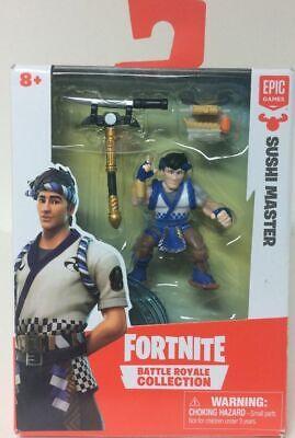 Best Fortnite Cast Fortnite Battle Royale Collection Sushi Master 2 Action Figure New Sealed 630996635094 Ebay
