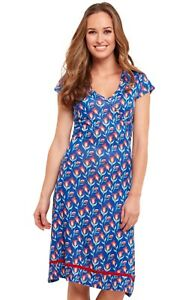 New-Joe-Browns-Floral-Print-Jersey-Totally-Tulip-Belted-Dress-RRP-40-Sizes-8-18