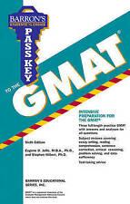 Very Good, Pass Key to the GMAT, Hilbert, Stephen, Jaffe, Eugene D., Book