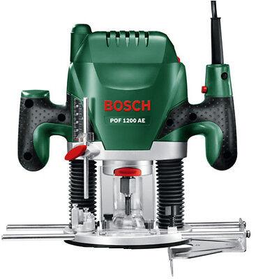 Bosch Oberfräse POF 1200 AE Fräse ergonomisch sicher komfortabel Softgrip NEU