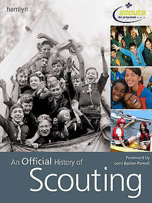 An Official History of Scouting, Association, Scout, Very Good Book