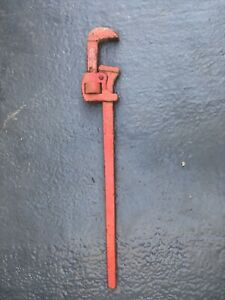 Professional Heavy Duty Adjustable Pipe Wrench 900mm Voche/® 36