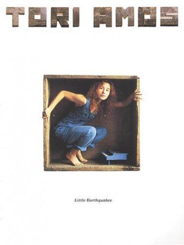 Tori Amos Little Earthquakes Sheet Music P V G Book NEW 014033849