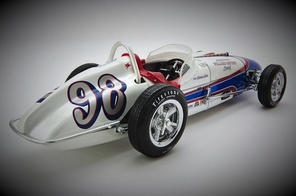 1 Race Car InspirossoBy Ferrari GP F 18 Vintage 64 1964 24 Concept  43 Formula 12
