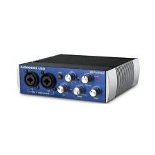 Presonus Audiobox USB Audio MIDI Interface + Studio One Artist V3 Software