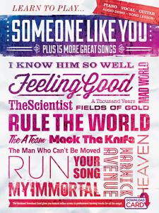songs like someone like you