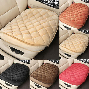 Image Is Loading 3D Plush Car Seat Cover Universal Protection Pad