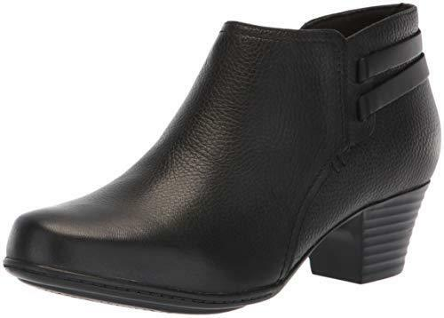 Clarks CLARKS femmes Valarie2Ashly Fashion démarrage  Leather 070US- Pick SZ Couleur.