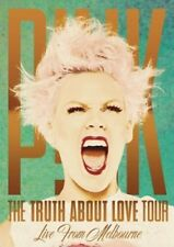 P!NK - THE TRUTH ABOUT LOVE TOUR: LIVE FROM MELBOURNE  BLU-RAY  POP  NEU
