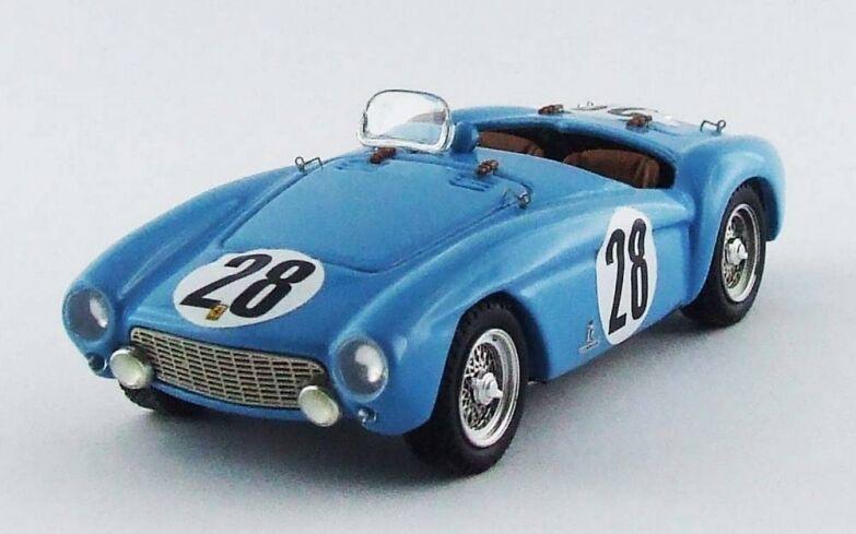 Art MODEL 326 - Ferrari 500 Mondial  28 1er 12H de Reims 1954  1 43