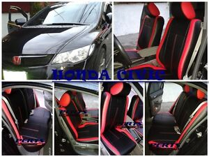 Honda-Civic-High-quality-Factory-Fit-Customized-Leather-CAR-SEAT-COVER