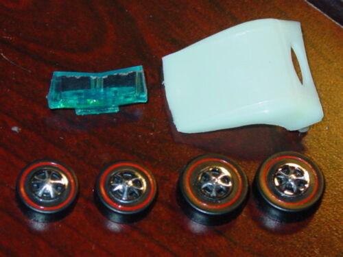 Hot Wheels Redline CLASSIC CORD REPRO CIPSA GLASS Blue NEW MOLD